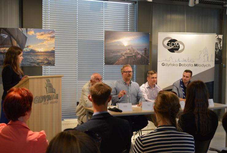 XI Gdyńska Debata Młodych