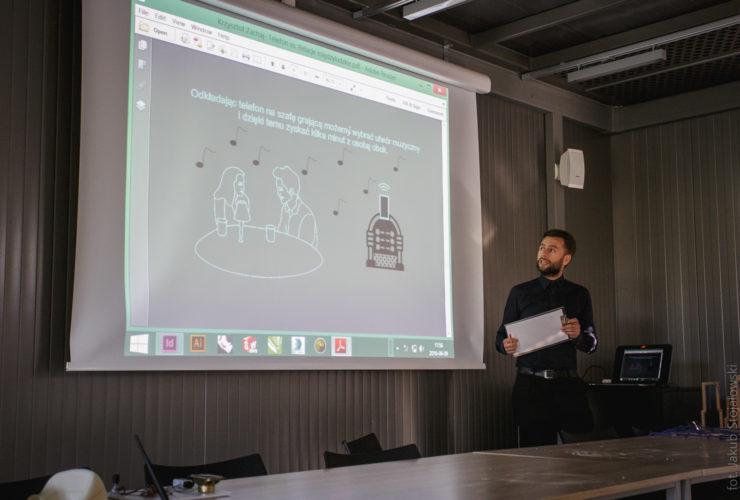 Prezentacja projektów studentów ASP Gdańsk