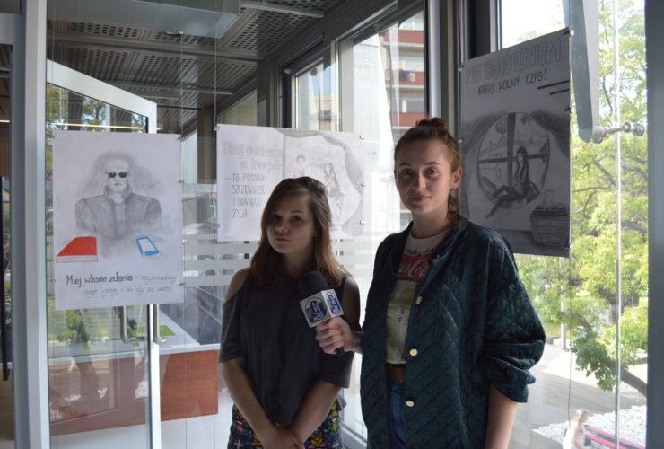 Wystawa prac Weroniki Dziurdziewicz